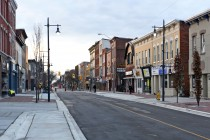 December 2015 - New Streetscape at Front Street Reopening